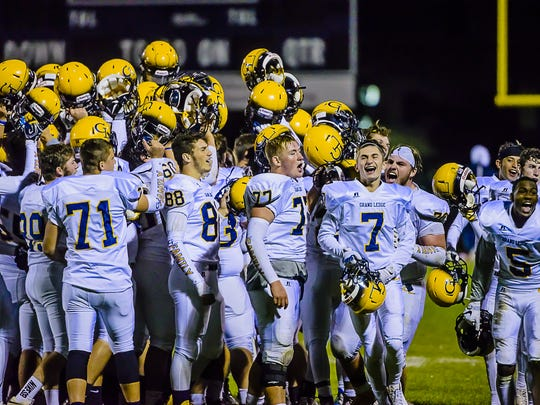 Grand Ledge's success over the last seven years includes a run to the Division 1 semifinals in 2015.