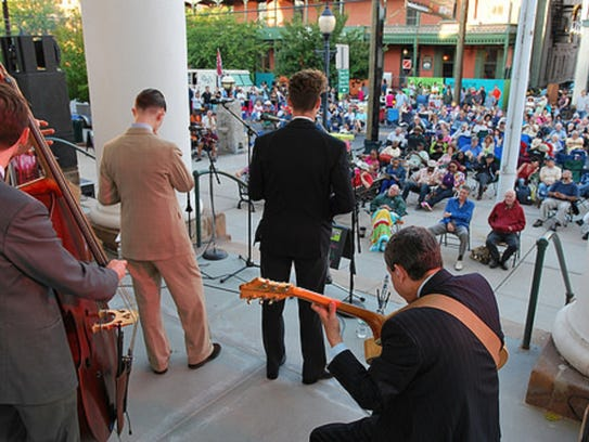 The free Central Jersey Jazz Festival will return Sept.