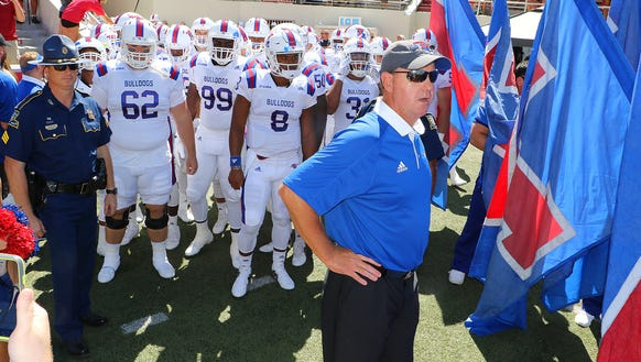 Louisiana Tech opens the 2016 home schedule Saturday