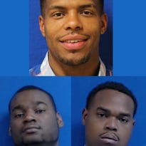 Three suspects arrested in the April shooting deaths of Quintin Tidwell and Teroy