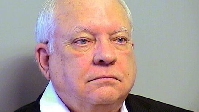 Authorities say Robert Bates, 73, an  Oklahoma reserve sheriff's deputy, fatally shot a suspect after confusing his stun gun and handgun. He is charged with manslaughter.
