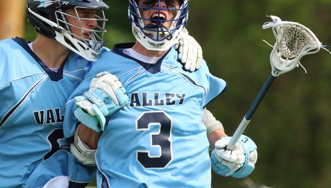 Chandler O'Rourke had 16 goals and seven assists for Wayne Valley last season.