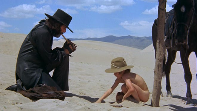 """Chilean filmmaker Alejandro Jodorowsky wrote, directed and stars in the mystical Western """"El Topo,"""" which is Spanish for """"the mole."""""""