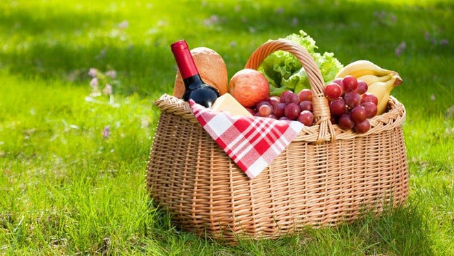 Picnic brings back some childhood memories for joys of the summer.