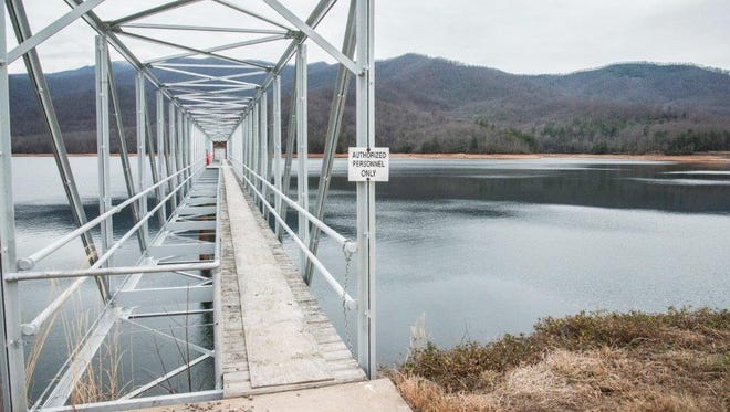Engineers and Asheville city staff will cover information and answer questions about the North Fork Dam improvements in a neighborhood awareness meeting at 6 p.m. Monday, March 20 at Black Mountain Library.
