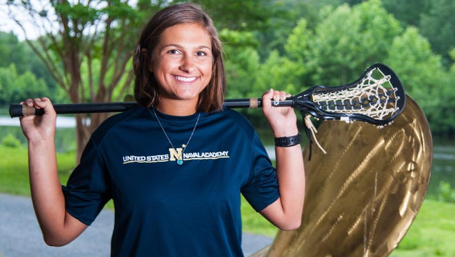 Parkside graduate Alivia Roskovich will be heading to the United States Naval Academy to continue her education and play on the women's lacrosse team.