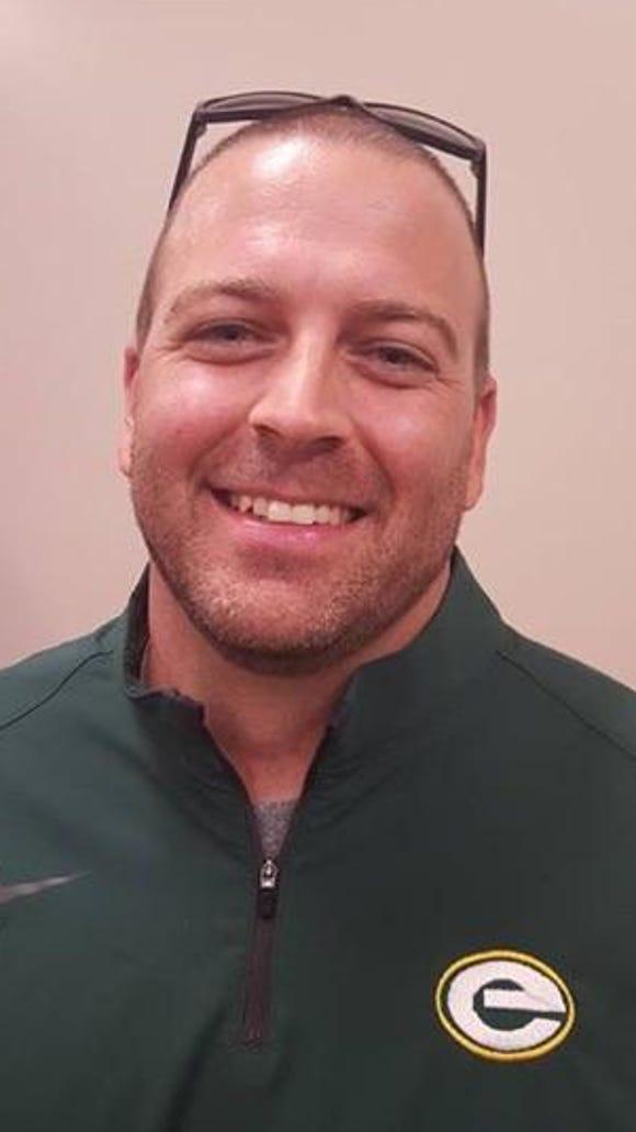 Eric Folmar named head football coach and baseball