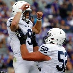Penn State's offensive line needs improvement in time to beat Ohio State