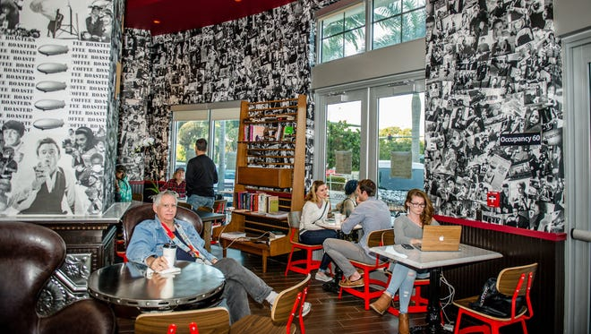 Subculture Coffee opened its newest location March 15 in Harbourside Place, at Indiantown Road and U.S. 1 in Jupiter.
