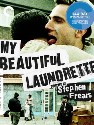 """My Beautiful Laundrette"" is available in Blu-Ray."