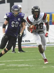 Parkway vs. Lufkin during the Battle on the Border