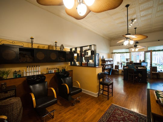Enza's is the Eastern Shore's first and only organic salon.