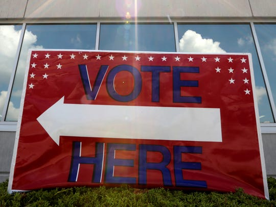 Michigan has five candidates vying to become Secretary