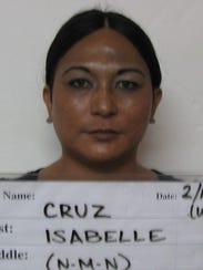 Isabelle Cruz, 37