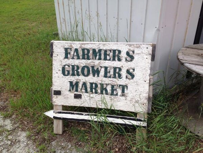 The Living Local Tour has visited St. Cloud, St. Joseph, Little Falls, Cold Spring, Becker and Avon farmers markets. Scheduled trips to the Central Minnesota Market in Sauk Rapids (Aug. 2) and Sartell (Aug. 11) are upcoming. It's currently National Farmers Market Week.