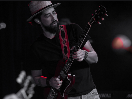 Jackie Greene plays the Count Basie Theatre on Oct. 18.