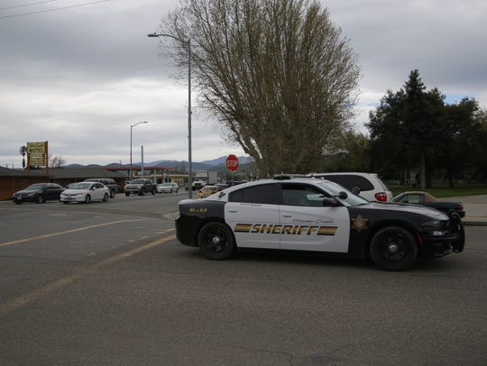 The shootings near the King City High School campus