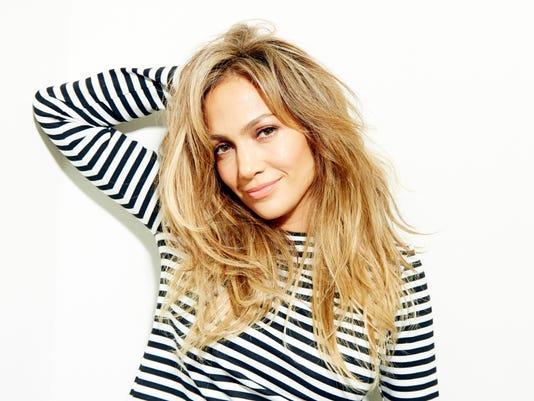 Jennifer Lopez portrait