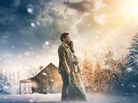 """A grieving man receives a mysterious, personal invitation to meet with God at a place called """"The Shack."""""""