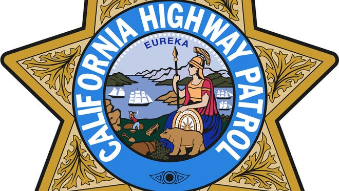 An illustration of the California Highway Patrol logo.