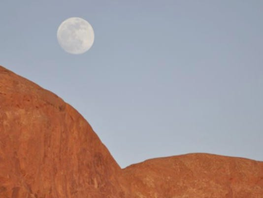 Arches National Park is one of five national parks Utah has agreed to pay to reopen. Tristan Baurick/Kitsap Sun