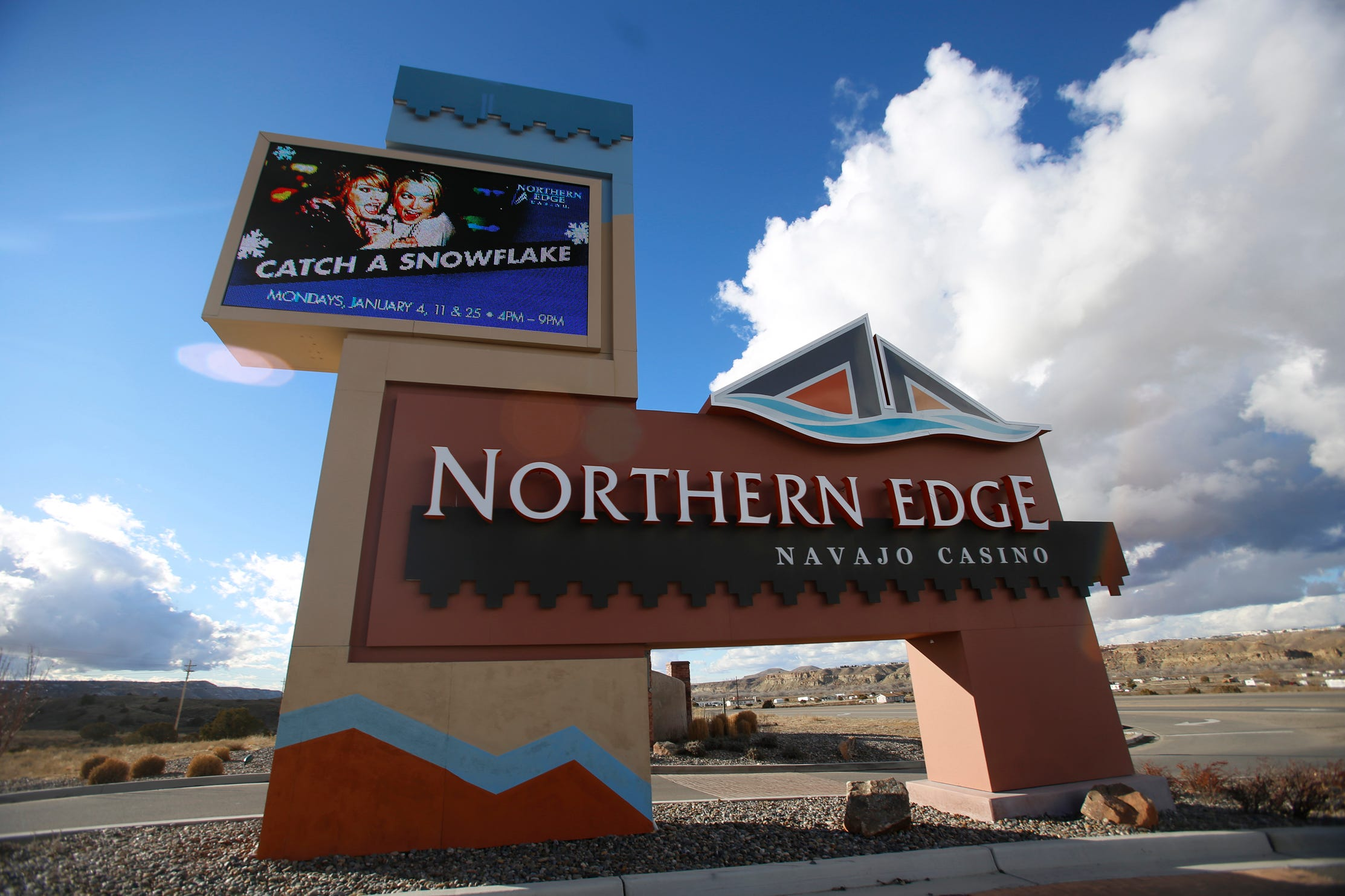 Navajo nation and casino casino marketing agency