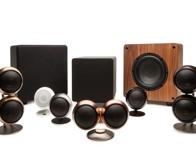 He'll happily hop on a plane to see a concert. She has a Spotify playlist for every mood. Sound familiar? Give your music nerd the gift of geeking out. | ORB AUDIO MODULAR SPEAKER SYSTEM | The retro speakers and mini subwoofers deliver big, pristine sounds. | Perfect for: Gearheads | Price: Starts at $899, wireless also available. | Orbaudio.com