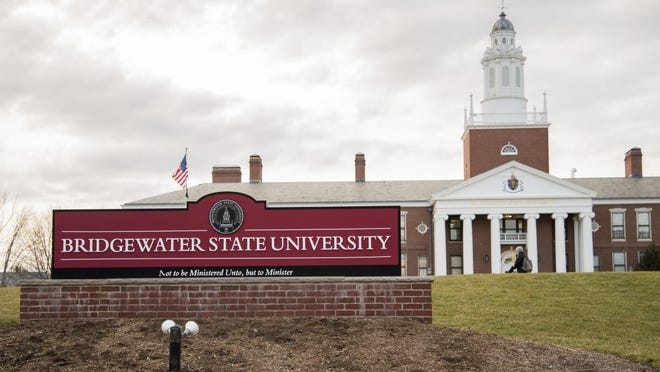 Bridgewater State University in an undated file photo