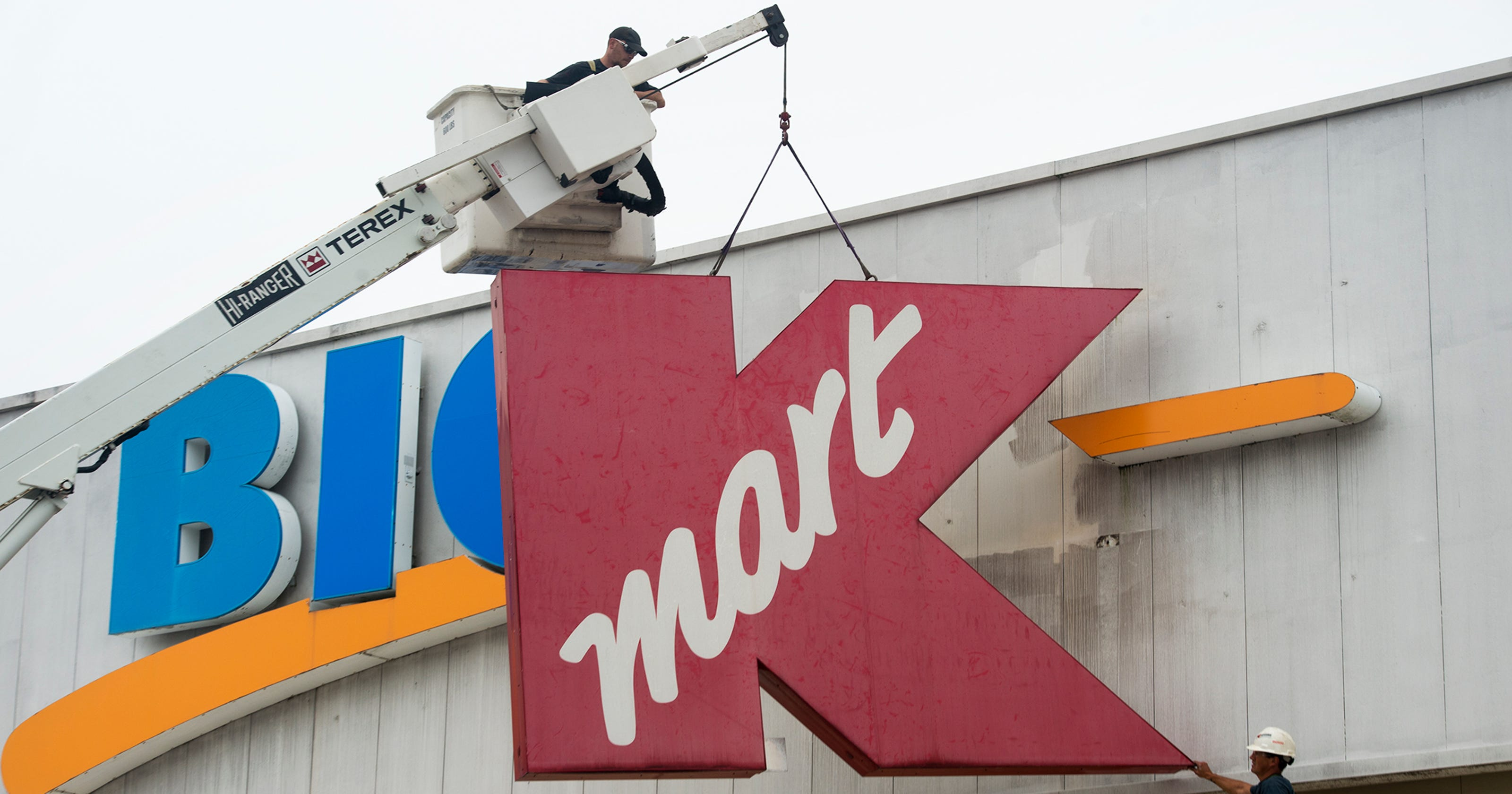 Kmart store on Haines Road in York, Pa., has closed