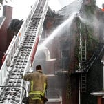 Gallery | Old Louisville house fire