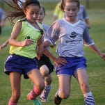 More than 1,300 ids and nearly 100 teams will compete in the OYSC's Soccer Saturday this weekend.
