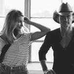 Ticket information released for Tim McGraw and Faith Hill show