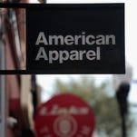 American Apparel to lay off hundreds