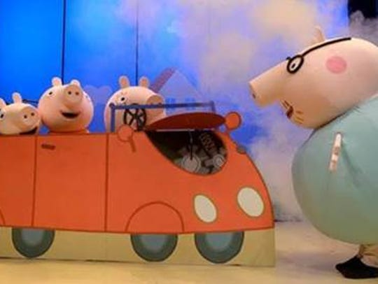 'Peppa Pig's Surprise' live stage show comes to Phoenix