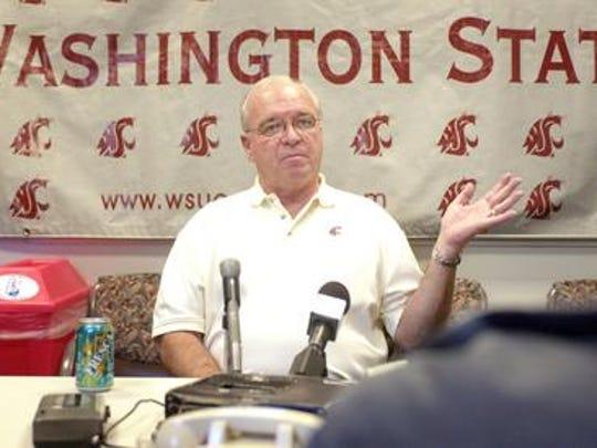 Mike Price at Washington State.