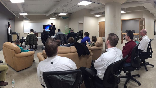 Emerge Fund Pitch Night at the Underground on April 12