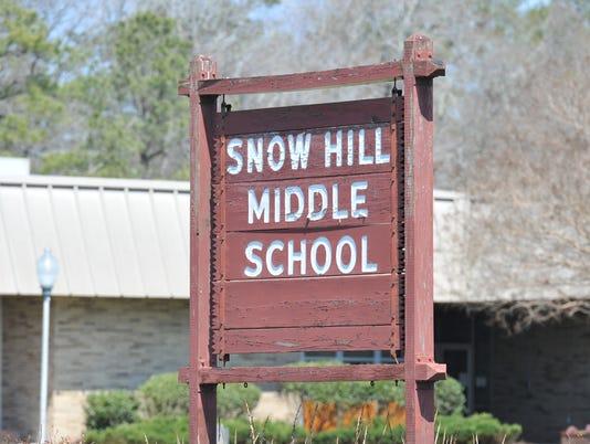 Presto Snow Hill Middle School mdweb
