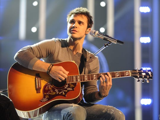 Kris Allen is the headliner at Tuesday's World AIDS Day Detroit concert at the Garden Theater.