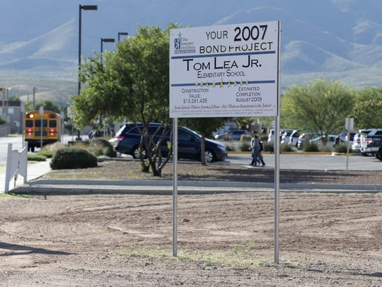 Tom Lea Jr. Elementary School in Northeast El Paso