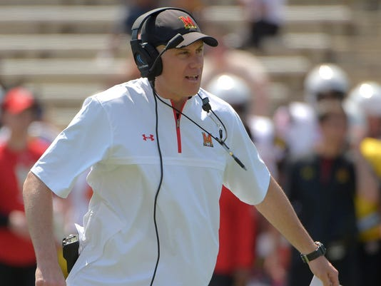 Maryland puts DJ Durkin on administrative leave in wake of Jordan McNair's death, report of 'toxic culture'