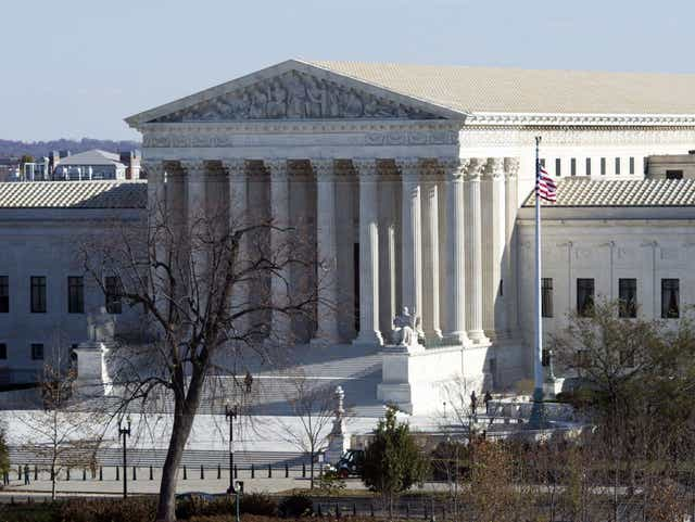Supreme Court clashes with Congress over 'gibberish' in laws written by legislators