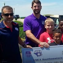 Local colleges, YMCA sparking interest in youth soccer