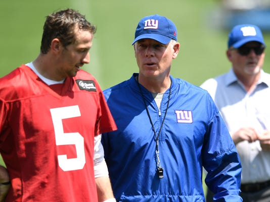 Giants OTAs