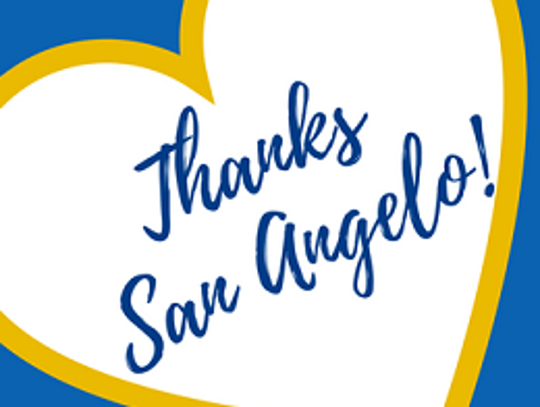 San Angelo Gives raised more than $1.4 million in 2017.