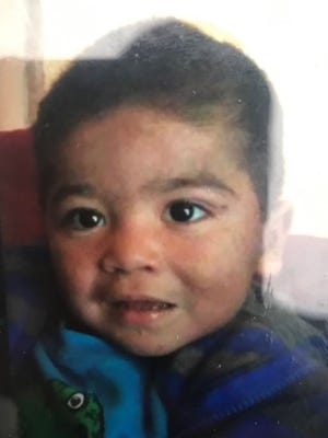Jacob Barahona, 2-year-old, reported missing when family's SUV was stolen from a home in Southeast Memphis Thursday morning.