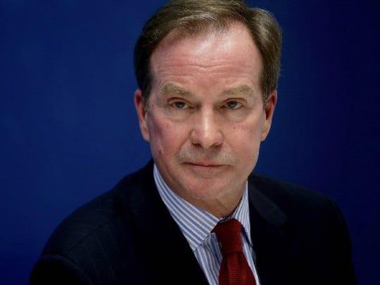 Michigan Attorney General Bill Schuette plans to detail