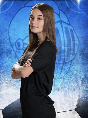 Cherryville senior student-athlete Savannah Beal