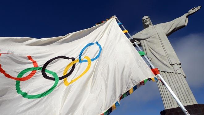 Many participants are holding their breath as the Rio Olympics are set to begin on Aug. 5.