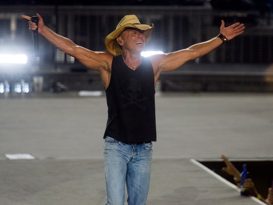 Kenny chesney tour dates in Sydney