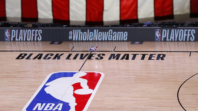 The NBA playoffs were postponed again on Thursday as players around the league chose to boycott in a stand against racial injustice.